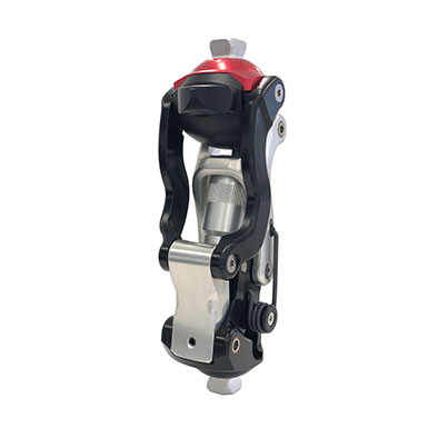 Swan Knee - Hydraulic Stance Flexion Polycentric Knee with Manual Lock